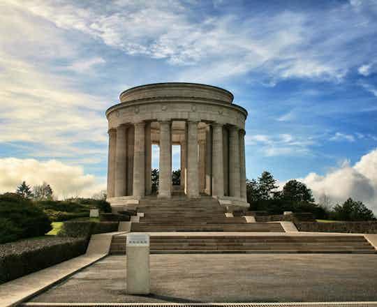 US Memorial at Mont Sec