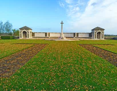 Forgotten Battlefields of WW1
