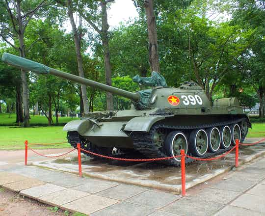 North Vietnamese Tank