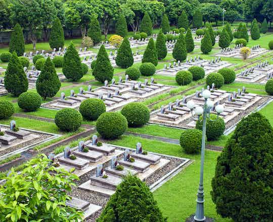 Dien Bien Phu War Cemetery