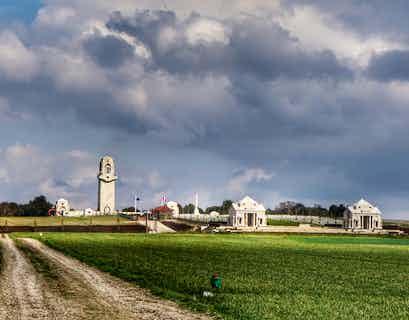 ANZAC at Villers-Bretonneux