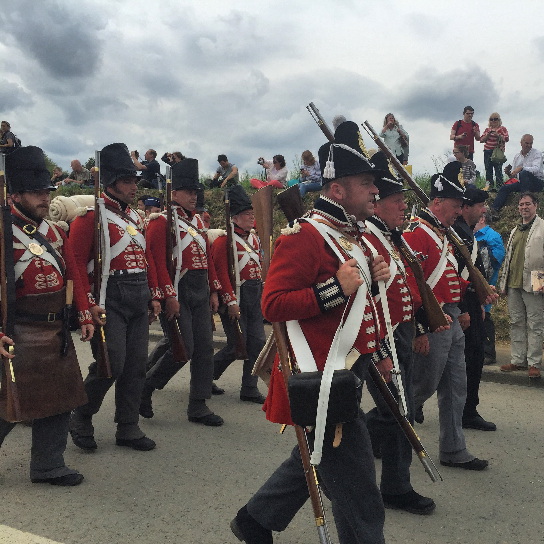 Leger Battlefield Tours >> Waterloo Re-Enactment Weekend Tour | Leger Holidays