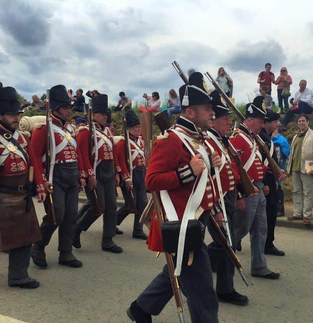 Waterloo Re-Enactment Weekend