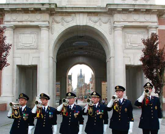 Ypres - 90th Anniversary of the Great Pilgrimage