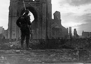 Battlefields, Ypres, Arras and Albert