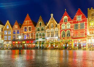 Bruges and Ghent Christmas Markets