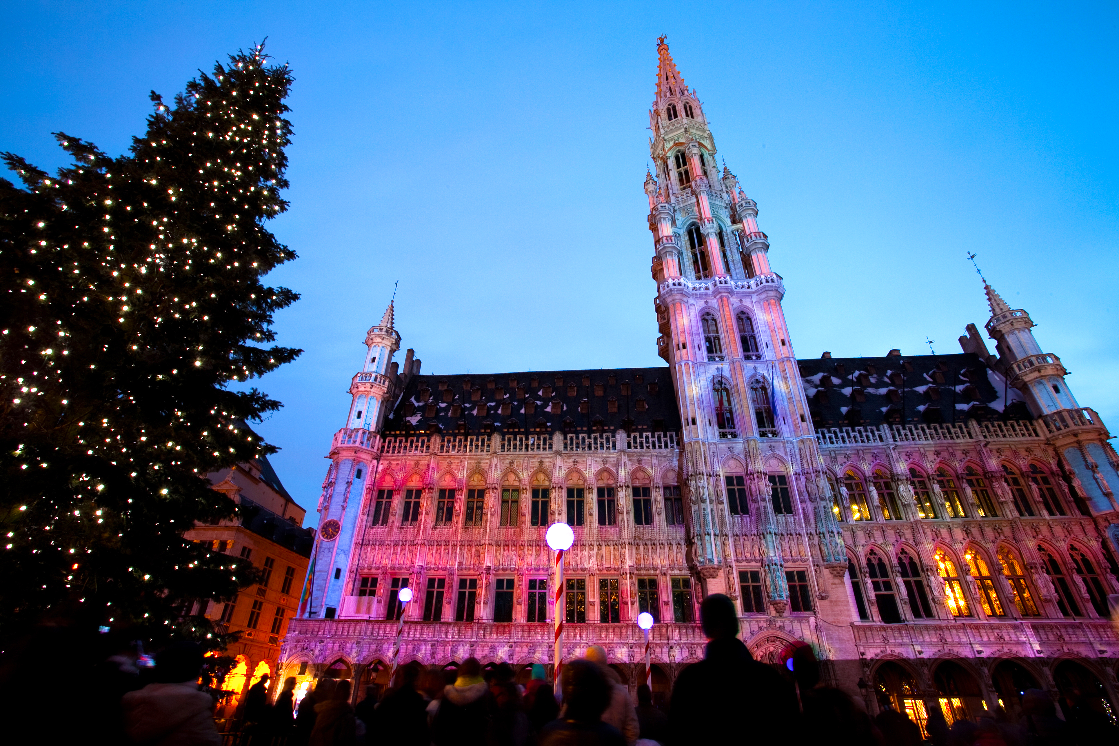 Brussels Christmas Markets By Eurostar Leger Holidays