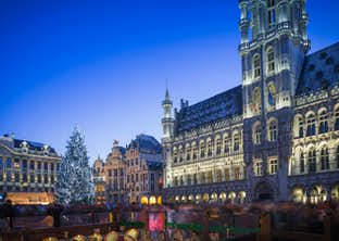 5-Star Brussels & Bruges Christmas Markets