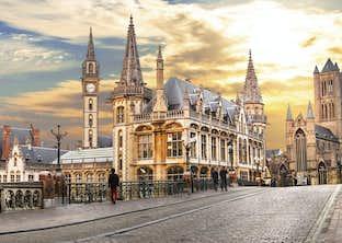 Beautiful Bruges, Ghent & Brussels