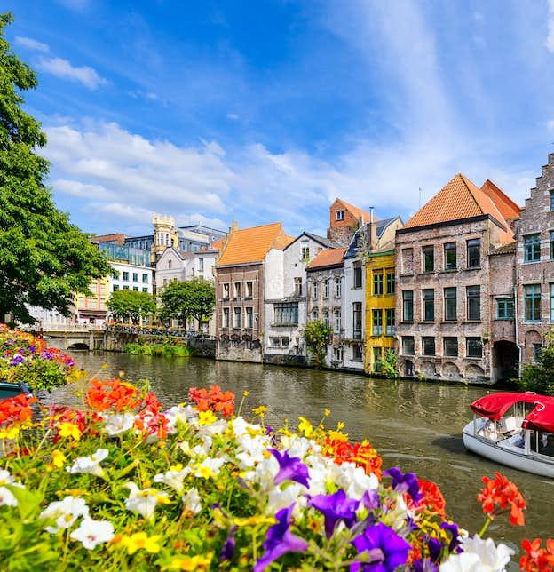 Ostend, Ghent & Bruges
