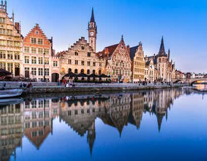 New Year in Belgium for Single Travellers