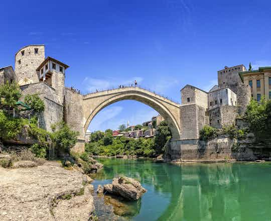 Mostar & Guided Sightseeing Tour