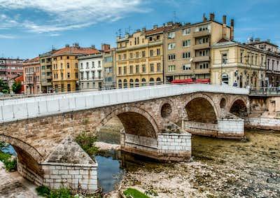 Sarajevo & Sightseeing