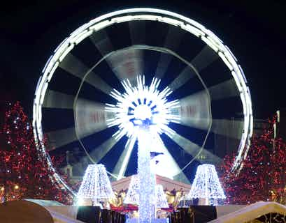 Brussels, Valkenburg and Lille Christmas markets