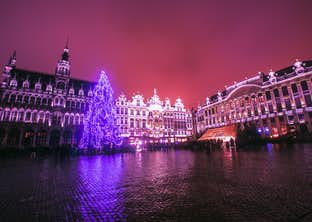 Brussels & Valkenburg Christmas Markets
