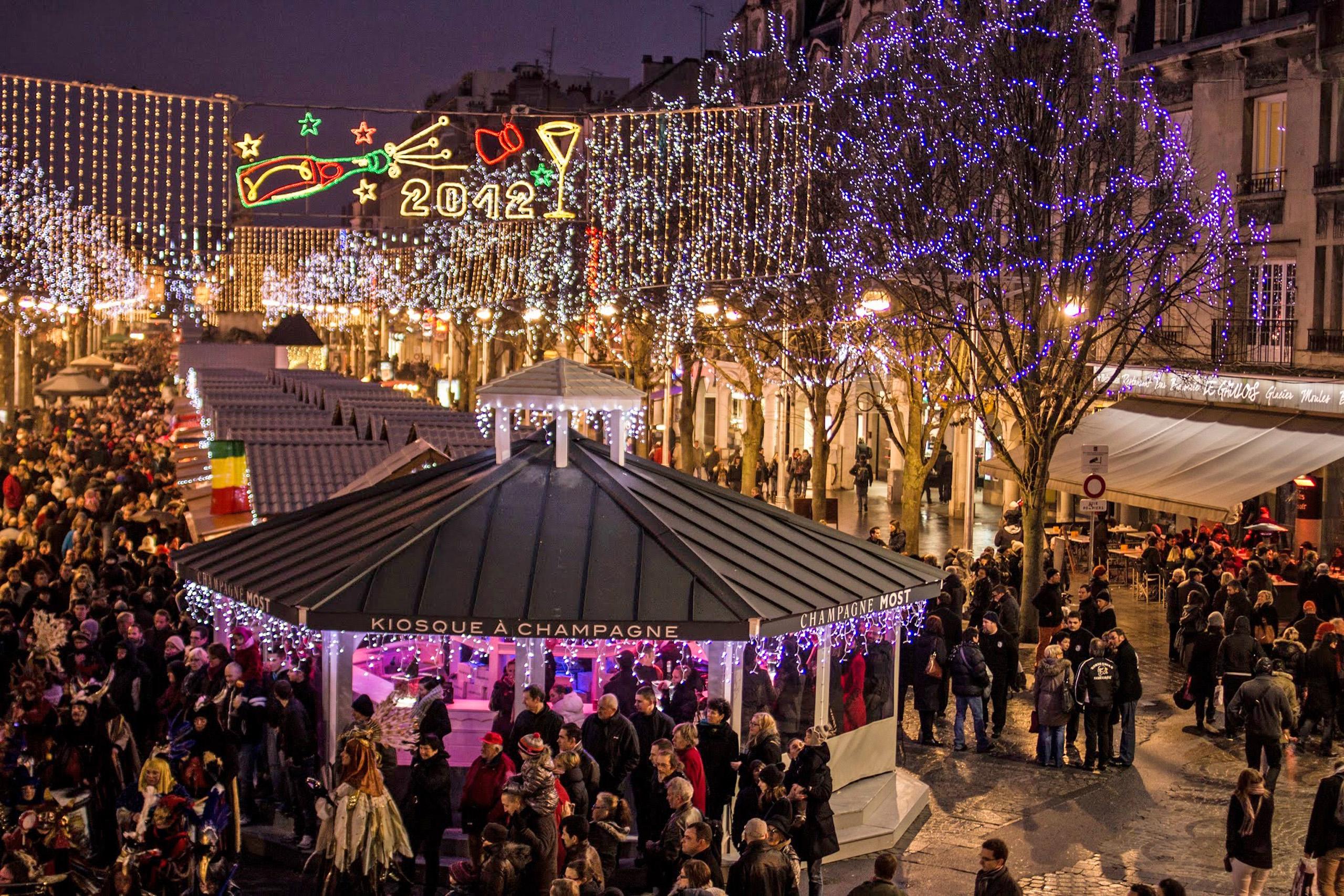 Reims Christmas Markets Amp The Champagne Lands Tour Leger