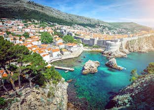 Dubrovnik, Athens & Montenegro Cruise with a stay on Lake Garda