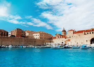 Dubrovnik, Split & the Dalmatian Coast by Air