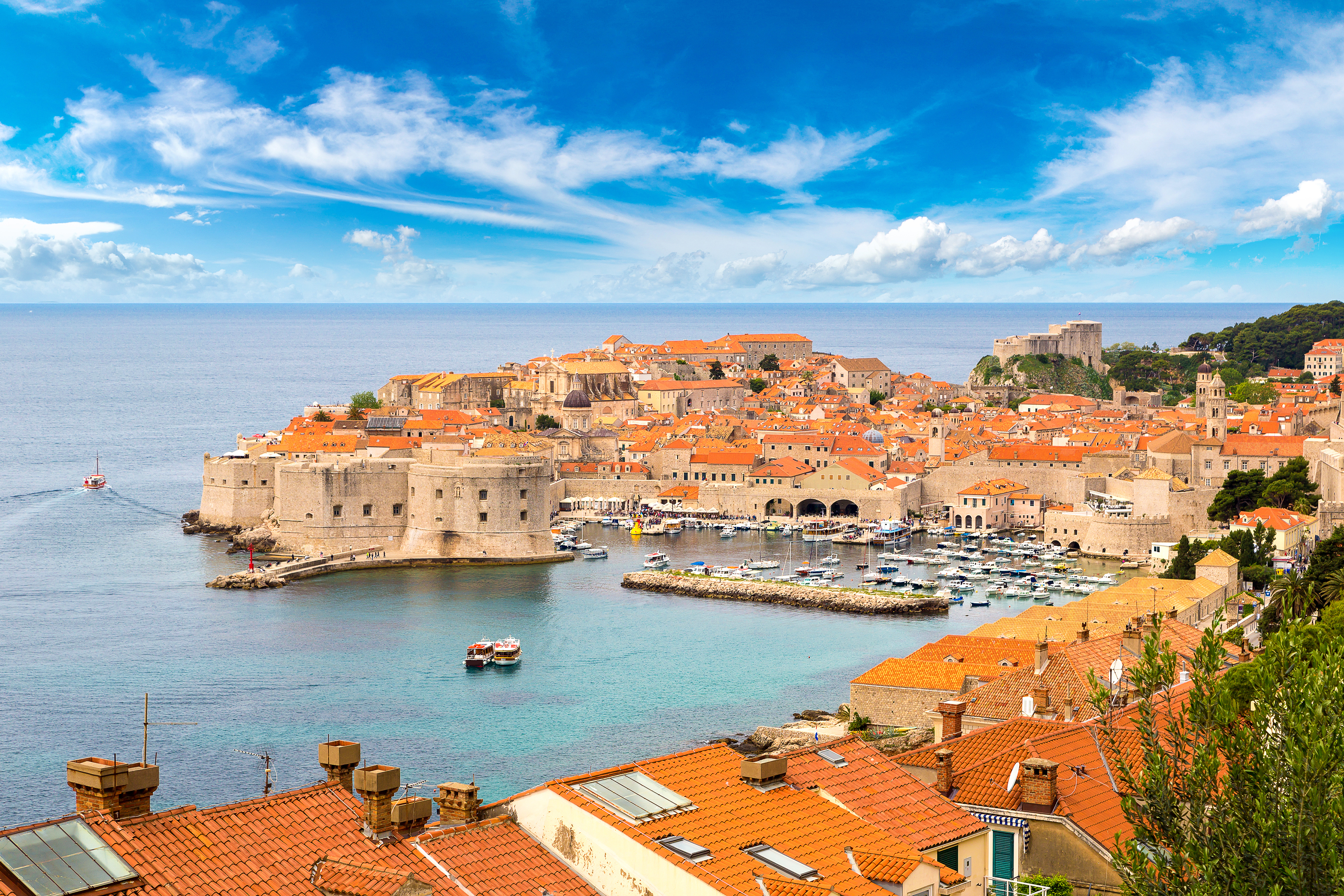 Dubrovnik Amp The Jewels Of The Dalmatian Coast Leger Holidays