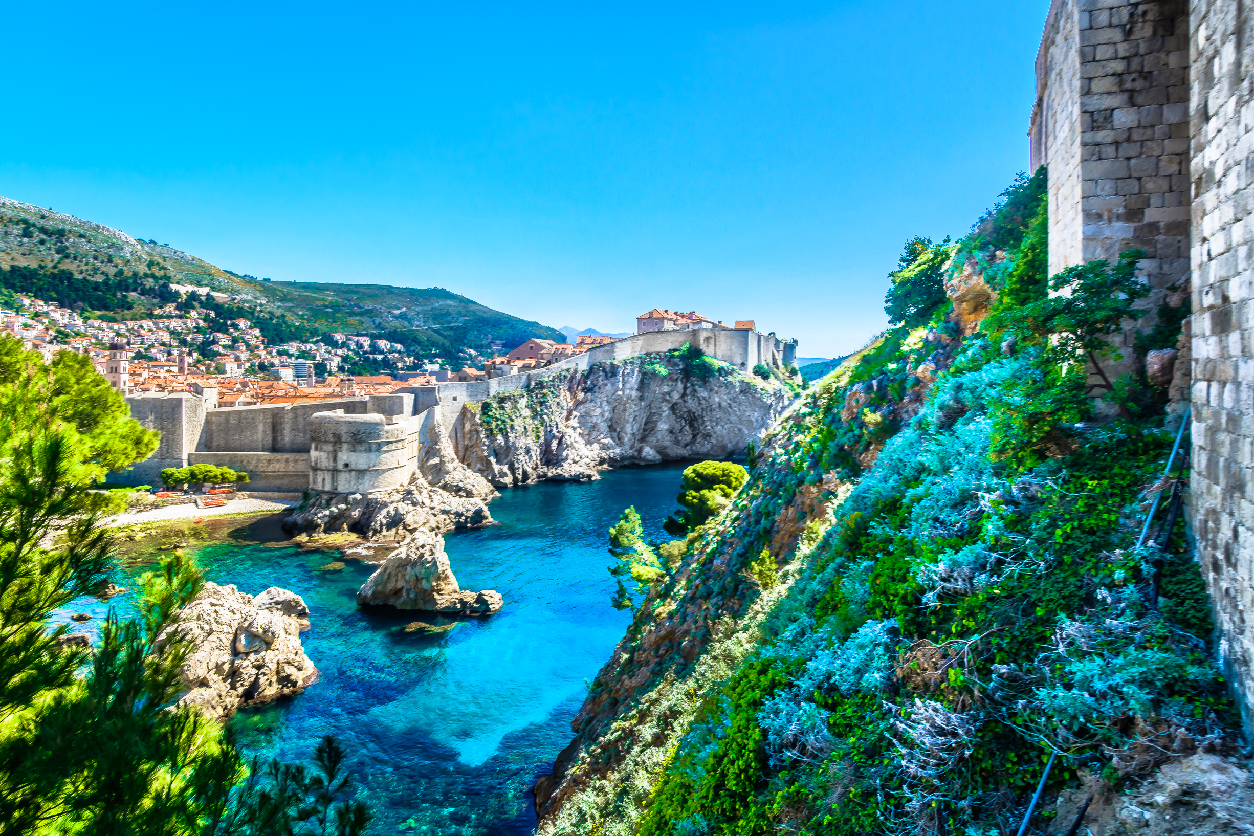 Dubrovnik Montenegro Amp The Dalmatian Coast By Air Leger Holidays