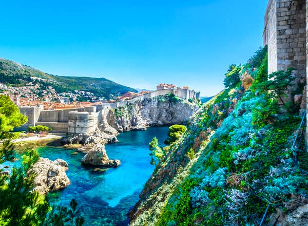 Dubrovnik, Montenegro & the Dalmatian Coast by Air