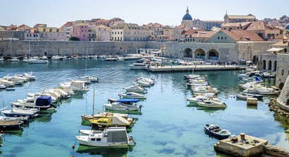 Dubrovnik, Athens & Montenegro Cruise with a stay on Lake Garda by Air