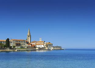 Porec and the Istrian Riviera for 11 days