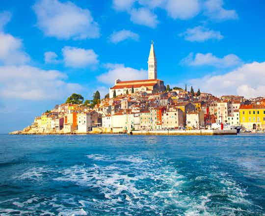 Porec Sightseeing Tour
