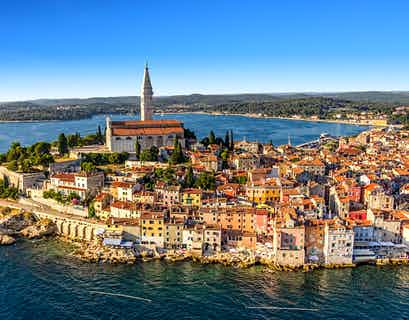 Porec & the Istrian Riviera