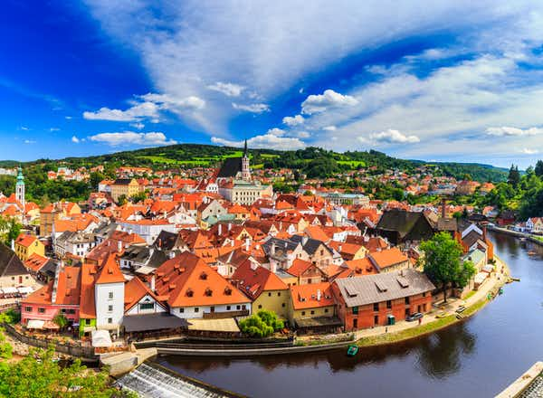 Prague & the Cities and Castles of Bohemia