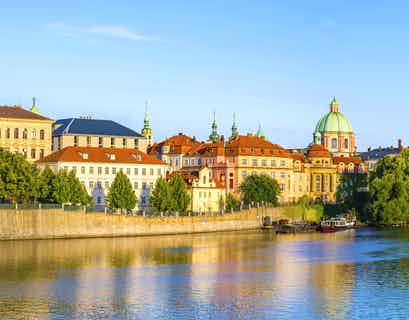 Imperial Capitals – Prague, Vienna & Budapest by Air