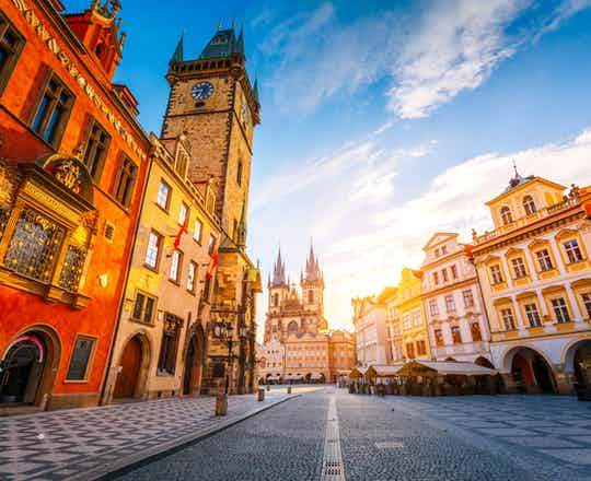 Prague with Guided Tour