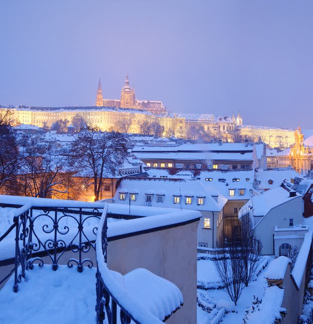 Christmas in Austria, Twixmas in Prague & New Year in the Rhineland