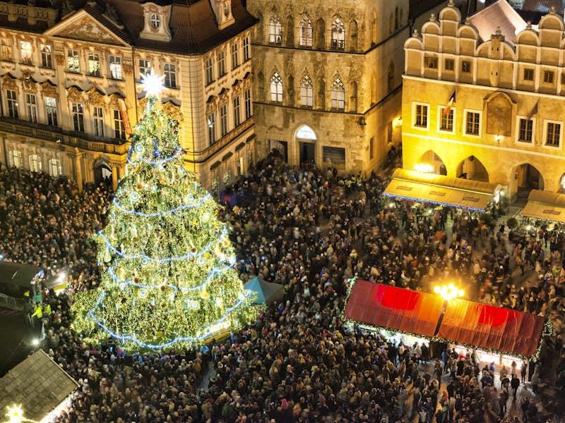 Prague Christmas Market.Prague Vienna Bratislava Christmas Markets 7 Day Tour