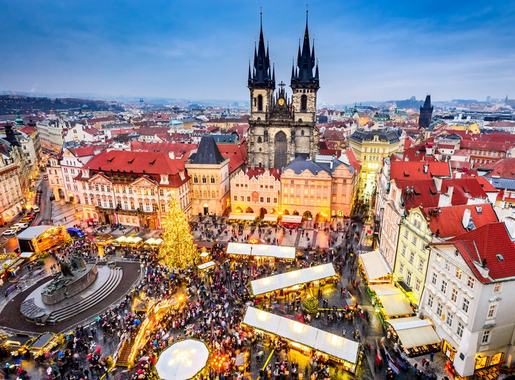 Christmas Markets In Europe 2019.Christmas Market Breaks In Europe And The Uk Leger Holidays