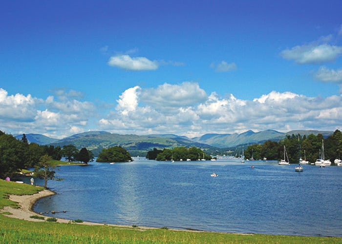 Lake District-Lake Windermere