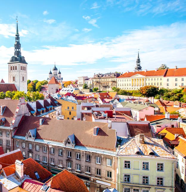 The Baltic Capitals & Highlights of Scandinavia by Air