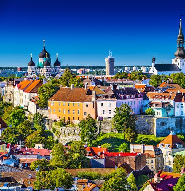 St. Petersburg and Baltic Treasures