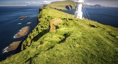 Cruising the Faroes and Scottish Highlights