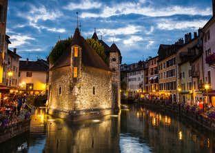 Annecy, Chamonix & the French Alps