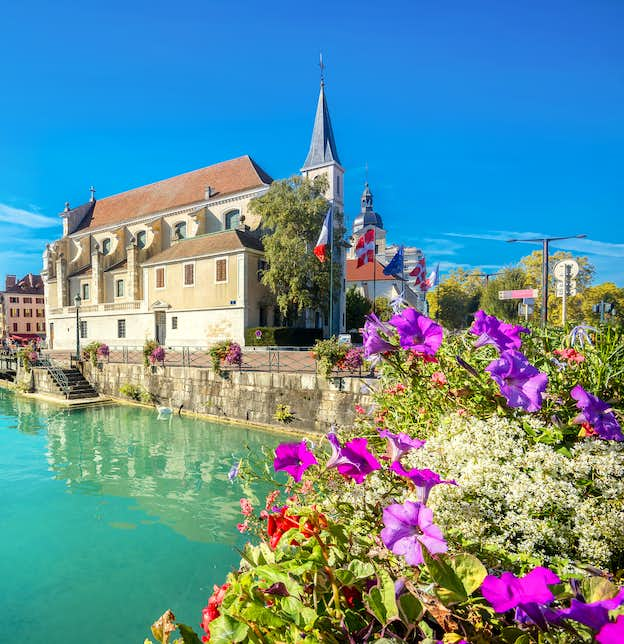 Annecy, Chamonix & the French Alps