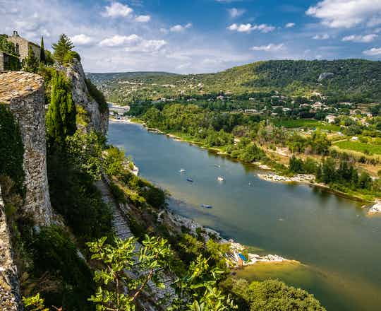 The Ardèche