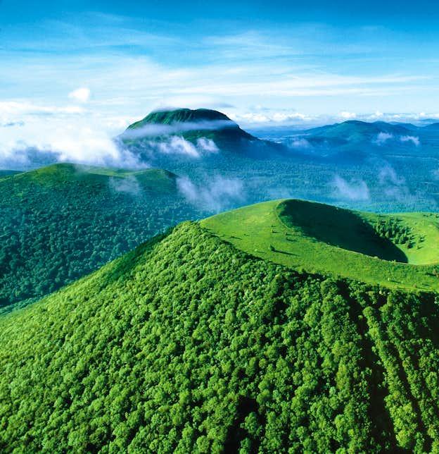 The Undiscovered Auvergne