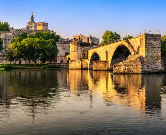 Broken Bridge, Avignon