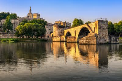 Avignon to Arles