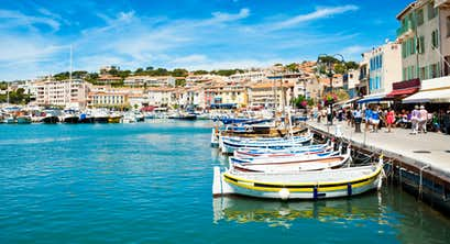 Delights of the Cote d'Azur, Provence and Burgundy