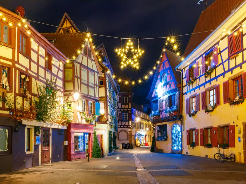 Colmar Christmas Market.The Black Forest Christmas Markets Of Strasbourg Colmar Freiburg 6 Day Tour