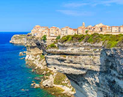 Explore the Islands of Sardinia & Corsica