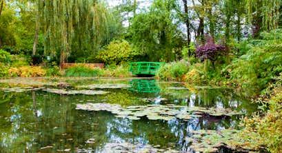 Monet's Garden, Versailles, Cheese & Calvados