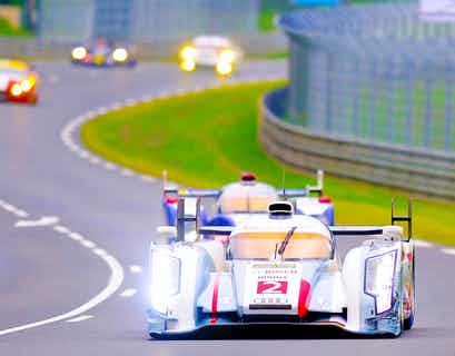 24 Hours of Le Mans by Coach